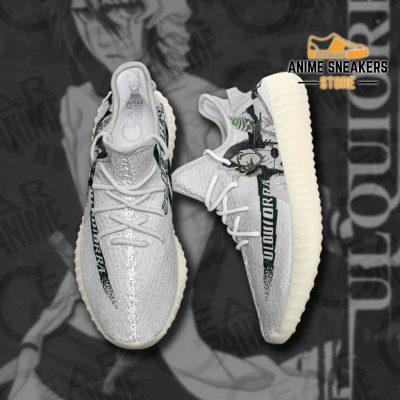 Ulquiorra Cifer Shoes Bleach Custom Anime Sneakers Yeezy