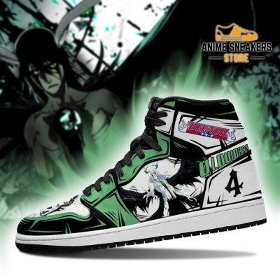 Ulquiorra Cifer Sneakers Bankai Bleach Anime Shoes Fan Gift Idea Mn05 Jd