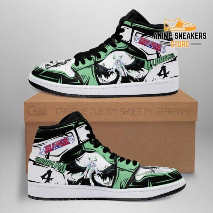 Ulquiorra Cifer Sneakers Bankai Bleach Anime Shoes Fan Gift Idea Mn05 Men / Us6.5 Jd