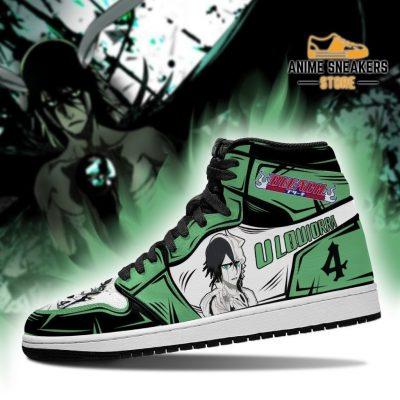 Ulquiorra Cifer Sneakers Bleach Anime Shoes Fan Gift Idea Mn05 Jd