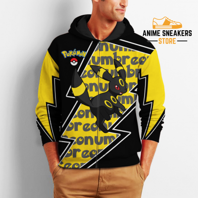 Umbreon Zip Hoodie Costume Pokemon Shirt Fan Gift Idea Va06 All Over Printed Shirts