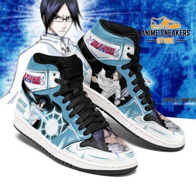 Uryu Ishida Bleach Sneakers Anime Custom Shoes Mn09 Jd