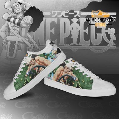 Usopp Skate Shoes One Piece Custom Anime