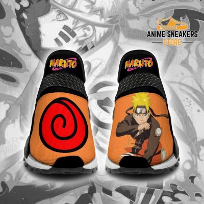 Uzumaki Naruto Shoes Custom Anime Pt11 Men / Us6 Nmd