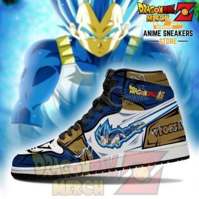 Vegeta Full Power Air Jordan Sneakers Custome Shoes Jd
