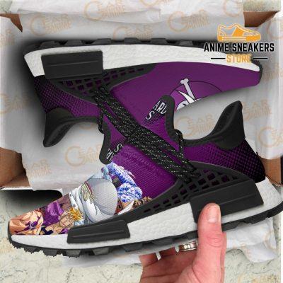Whitebeard Pirates Shoes One Piece Custom Anime Tt12 Nmd