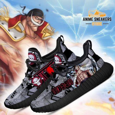 Whitebeard Reze Shoes One Piece Anime Fan Gift Idea Tt04
