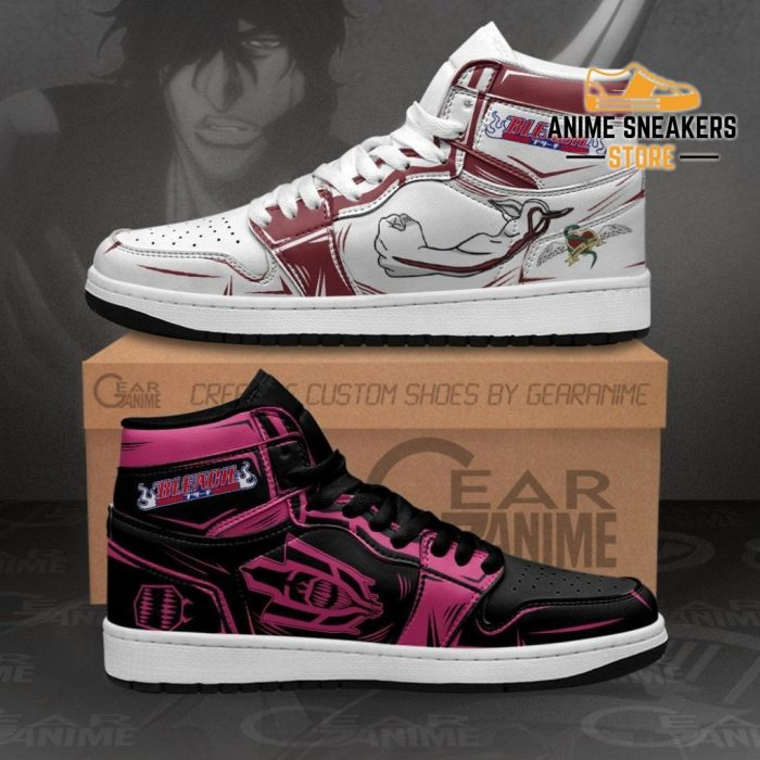 Yasutora Sado Chad Sneakers Arms Bleach Anime Shoes Mn11 Men / Us6.5 Jd