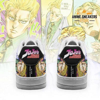 Yoshikage Kira Sneakers Jojo Anime Shoes Fan Gift Idea Pt06 Air Force