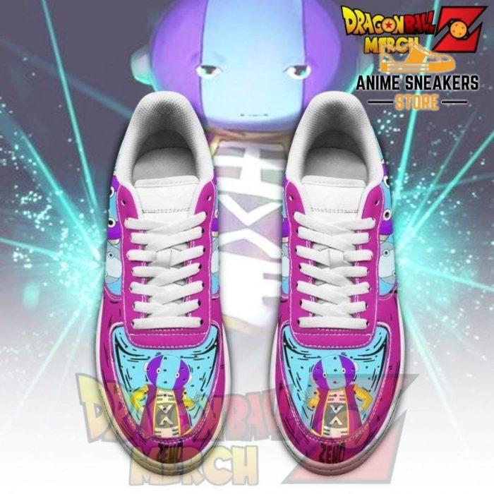 Zeno Air Force Sneakers Custom Shoes No.1