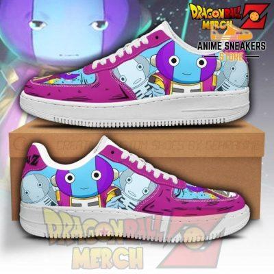 Zeno Air Force Sneakers Custom Shoes No.1 Men / Us6.5