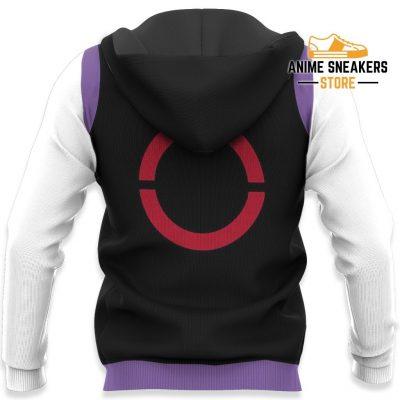Zeno Zoldyck Hunter X Uniform Shirt Hxh Anime Hoodie Jacket All Over Printed Shirts