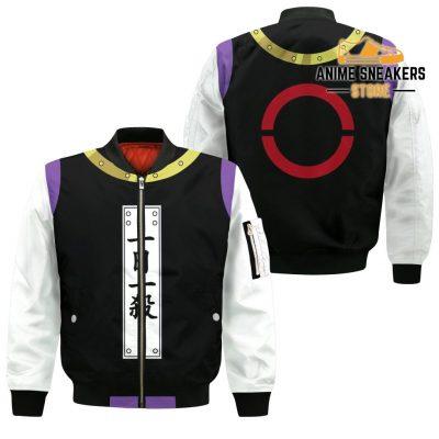 Zeno Zoldyck Hunter X Uniform Shirt Hxh Anime Hoodie Jacket Bomber / S All Over Printed Shirts
