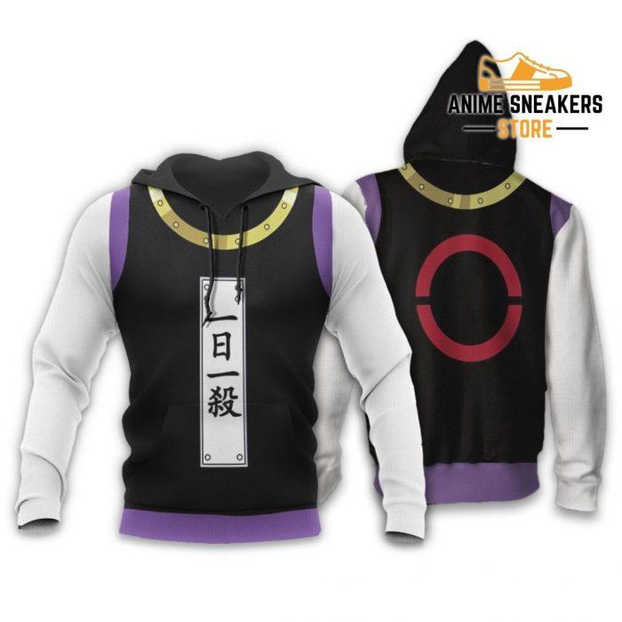 Zeno Zoldyck Hunter X Uniform Shirt Hxh Anime Hoodie Jacket / S All Over Printed Shirts