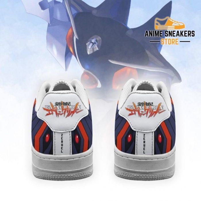 Zeruel 10Th Angel Original Sneakers Neon Genesis Evangelion Shoes Air Force