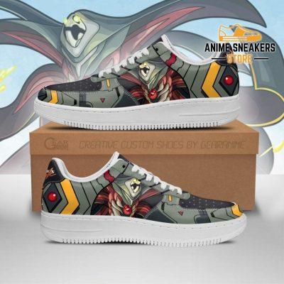 Zeruel 10Th Angel Rebuild Sneakers Neon Genesis Evangelion Shoes Men / Us6.5 Air Force