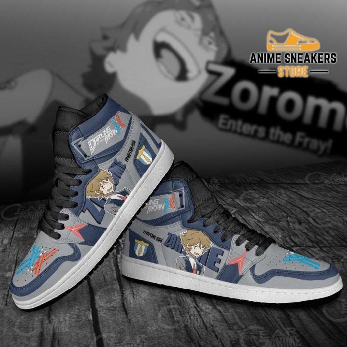 Zoromeo Darling In The Franxx Sneakers Code 666 Custom Shoes Jd