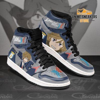 Zoromeo Darling In The Franxx Sneakers Code 666 Custom Shoes Men / Us6.5 Jd