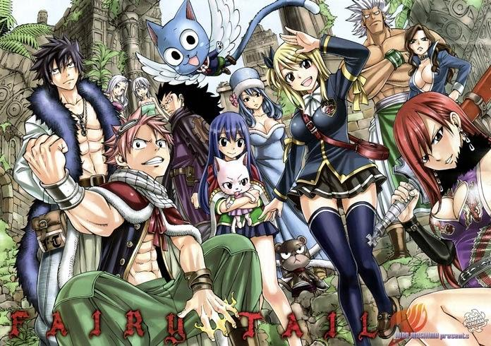 Fairy Tail Creator Shares New Lucy Sketch with Fans