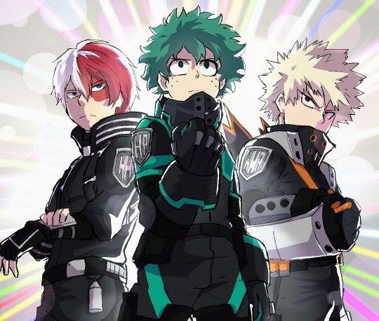 My Hero Academia - Anime Sneakers Store
