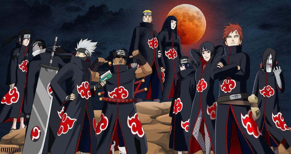 Akatsuki: The Dawn of Naruto