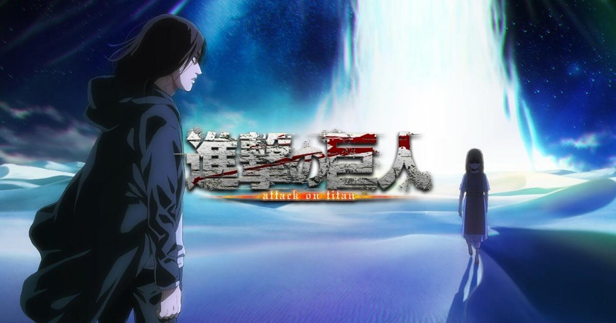 Attack on Titan season 4 part 2 - Anime Sneakers Store